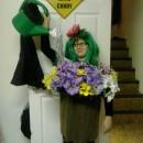 Lovely Self-Watering Flower Pot Costume