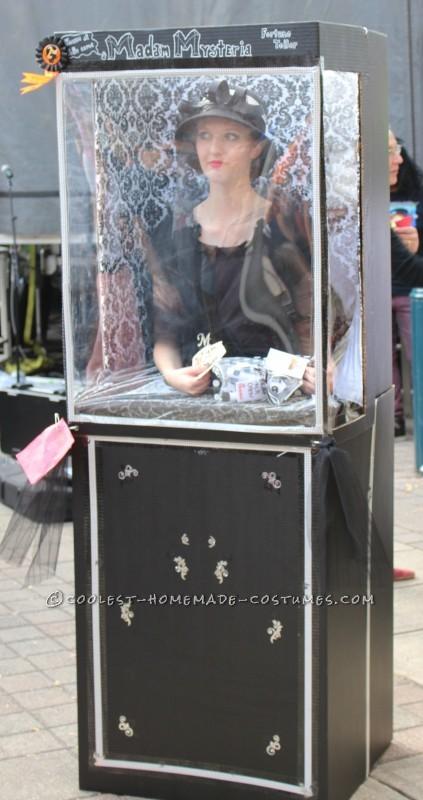 Coolest Madam Mysteria Fortune Teller Costume