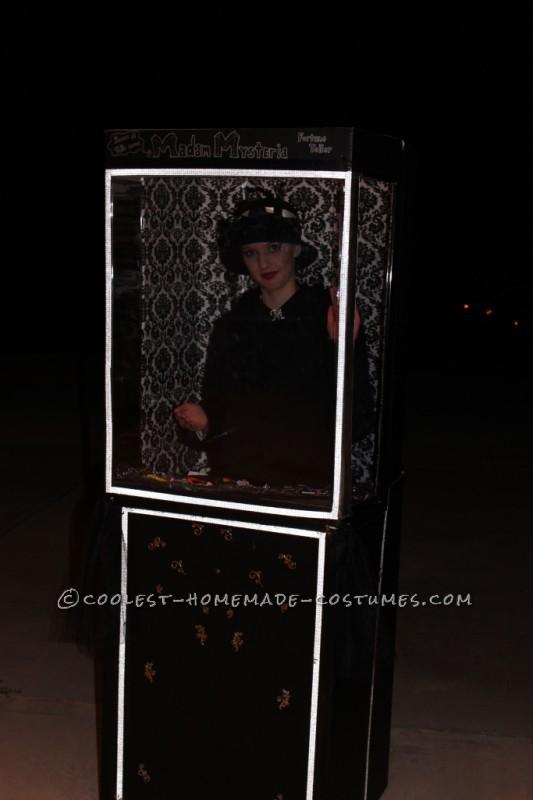 Coolest Madam Mysteria Fortune Teller Costume - 2