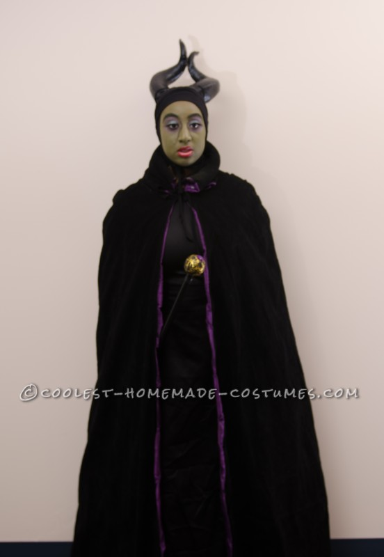Homemade Maleficent The Magnificent Costume - 4