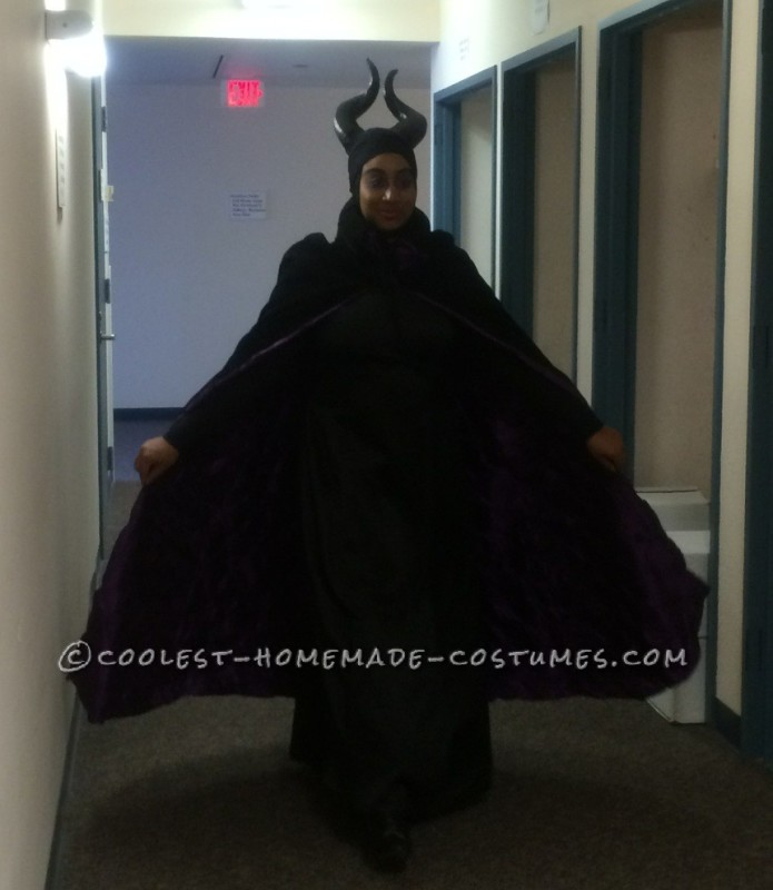 Homemade Maleficent The Magnificent Costume - 7
