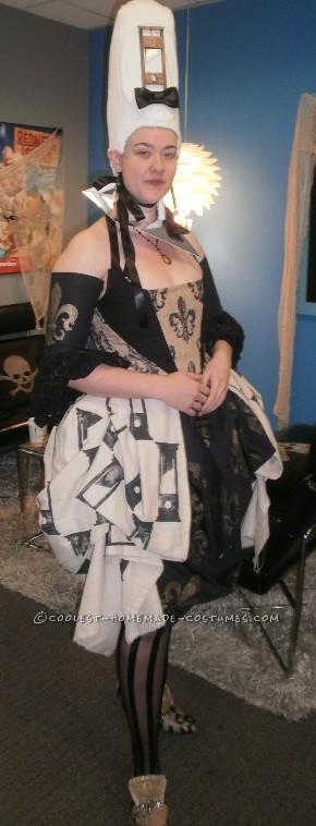 Historical Marie of the Bastille Costume