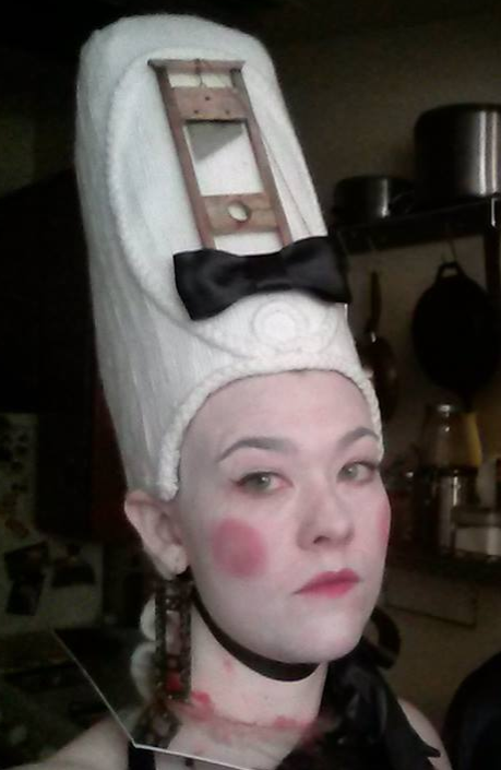 Historical Marie of the Bastille Costume - 1