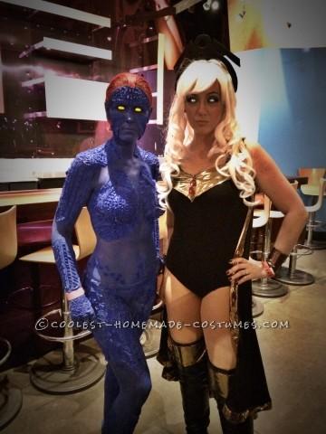 Marvel X-Men Mystique Costume