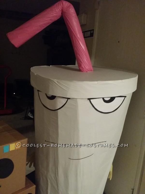 Cool Master Shake Costume in Vegas - 6