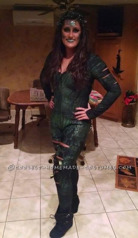 Coolest Medusa Snake Costume - 1