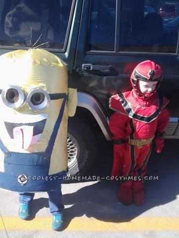 Cool Homemade Minion Costumes