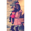 Mother and Son Costume: Mickey and Minnie