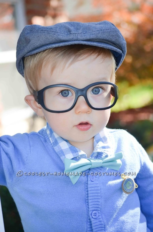 Mr. Frederickson from Disney Up Toddler Costume