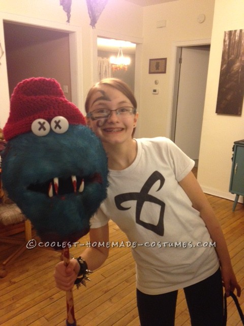 Coolest Homemade Muppet Slayer Costume - 2