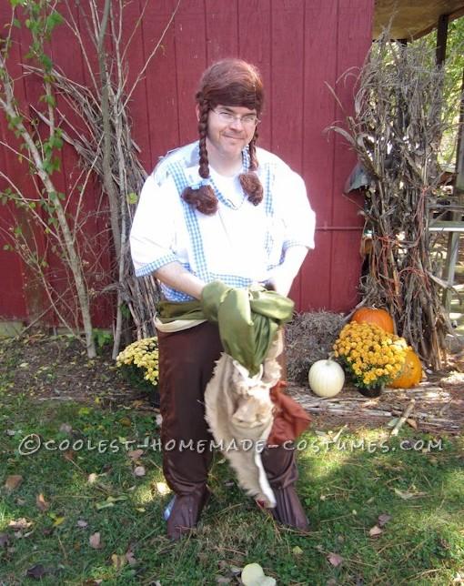 Scarecrow to Dorothy