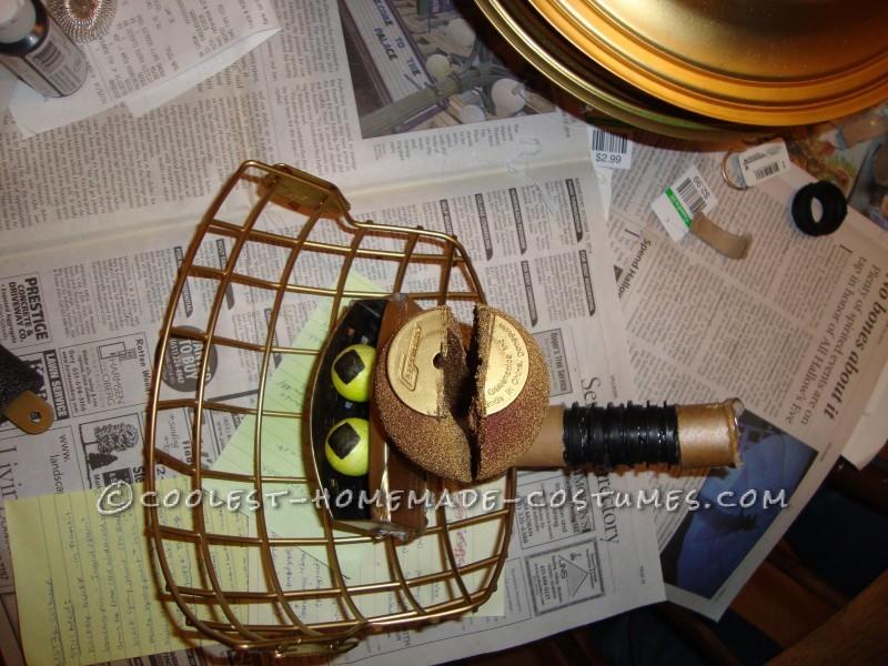 Crow T. Robot's Head