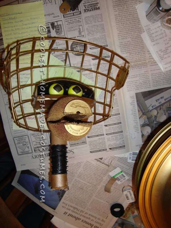 Mystery Science Theater 3000: The Homemade Costume
