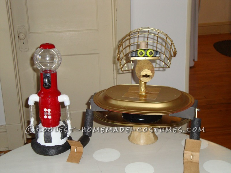 MST3K The Finished Robots