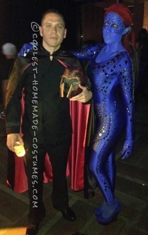 Coolest X-Men Mystique Costume