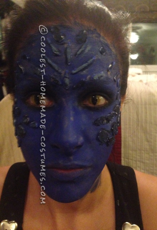 Coolest X-Men Mystique Costume