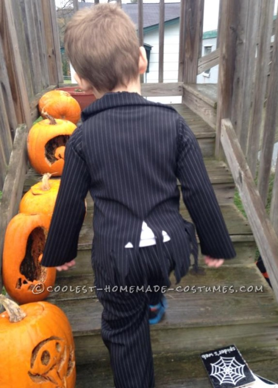 Family Nightmare Before Christmas Costumes - 2