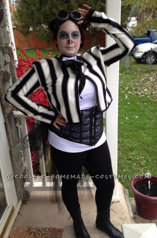 Family Nightmare Before Christmas Costumes - 4