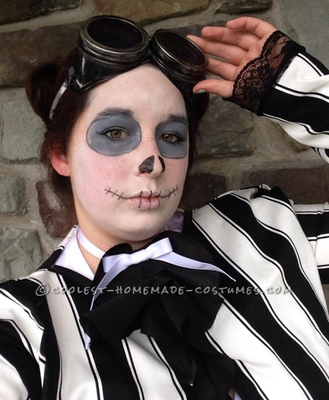 Family Nightmare Before Christmas Costumes - 5