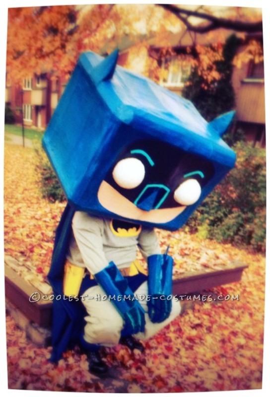 Batman at the park