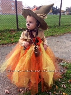 Coolest Homemade Wizard of Oz Girl's Costumes - 3