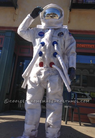 One Small Step for Man Astronaut Costume