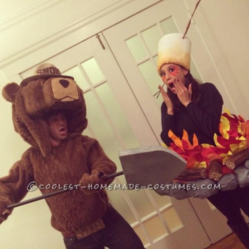 No Smokey, no!!!!!!