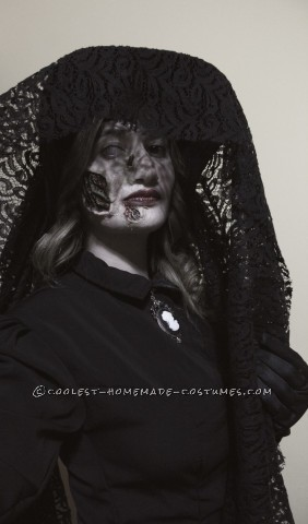 Original Vampire Costume from True Blood's Character Rotting Pam