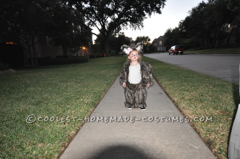 People Go NUTS for Toddler Squirrel Costume - 2