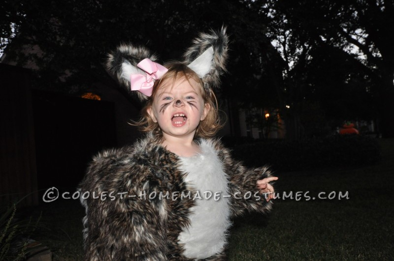 People Go NUTS for Toddler Squirrel Costume