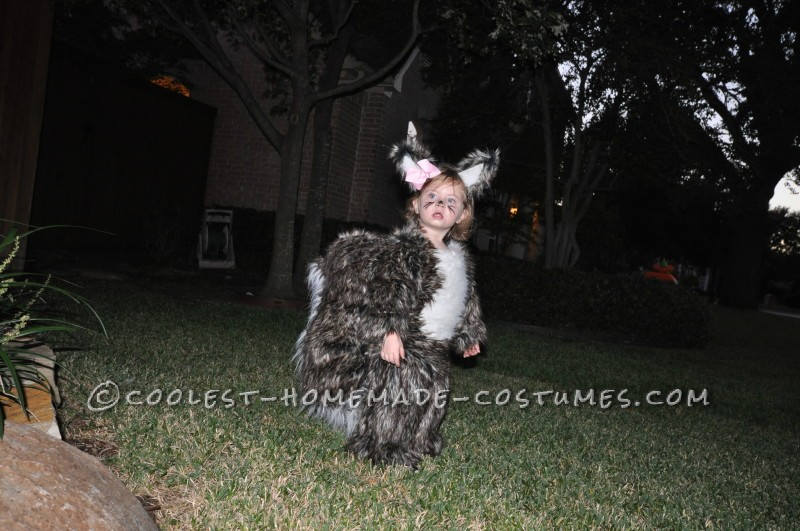 People Go NUTS for Toddler Squirrel Costume - 7