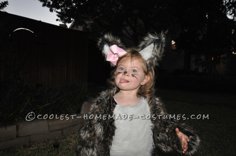 People Go NUTS for Toddler Squirrel Costume - 8