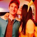 Cute Pikachu and Ash Couple Costume