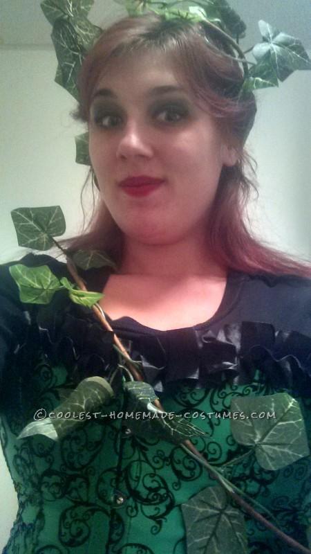Poison Ivy Costume - 2
