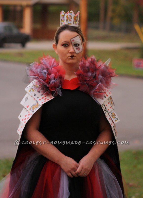 Super Original Queen of Hearts Costume - Make Heads Roll!