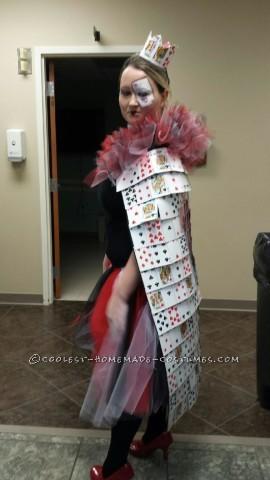 Super Original Queen of Hearts Costume - Make Heads Roll!