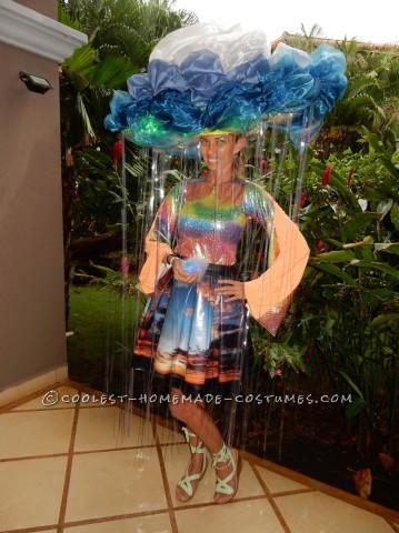 Super Original Homemade Rain Cloud Costume