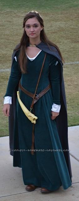 Regal Narnia Susan Costume - 3