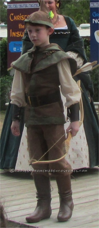Coolest Robin Hood Prince of Thieves Costume - 2