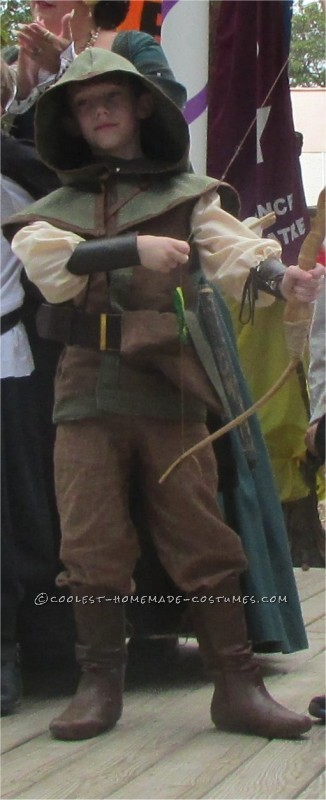 Coolest Robin Hood Prince of Thieves Costume - 3