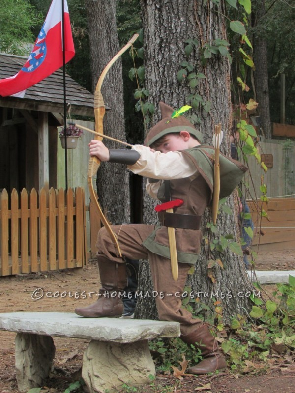 Coolest Robin Hood Prince of Thieves Costume - 1