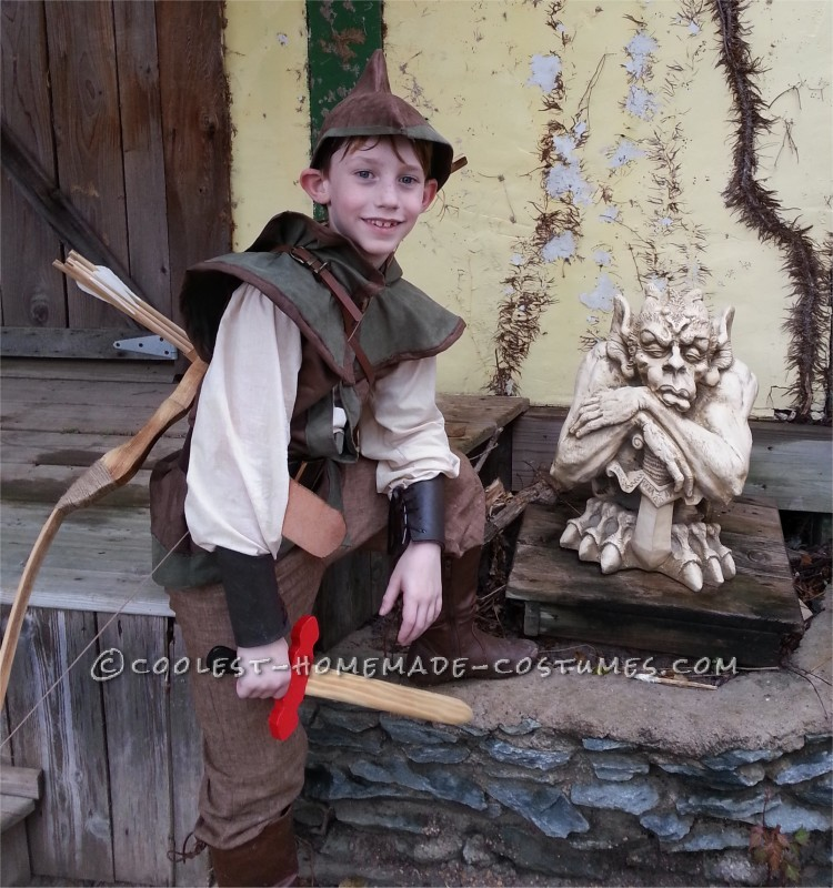 Coolest Robin Hood Prince of Thieves Costume - 4