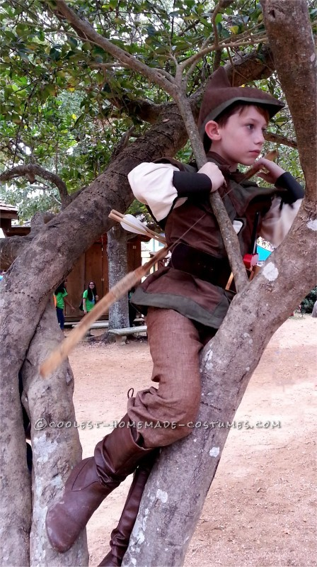 Coolest Robin Hood Prince of Thieves Costume - 5