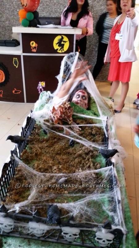 Creepy Rolling Graveyard Costume