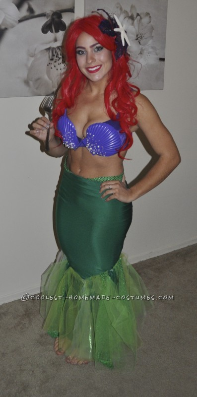 Sexy Ariel Costume - 1