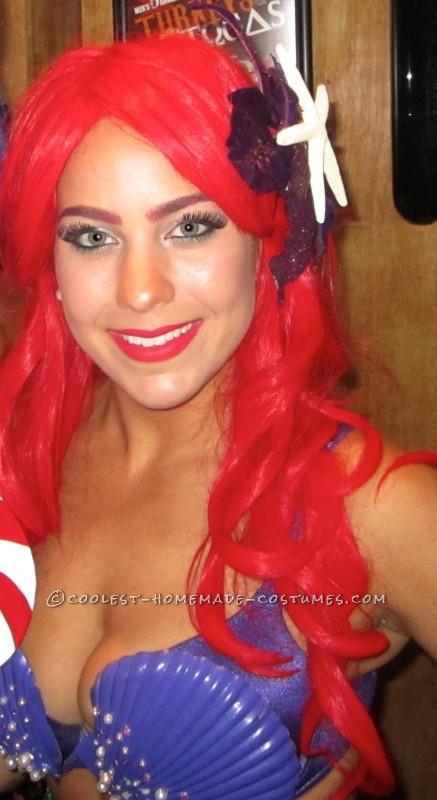 Sexy Ariel Costume - 3