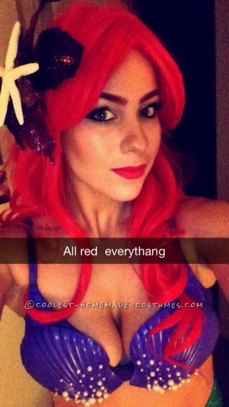 Sexy Ariel Costume - 8