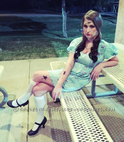 Coolest Homemade Scary Doll Costumes