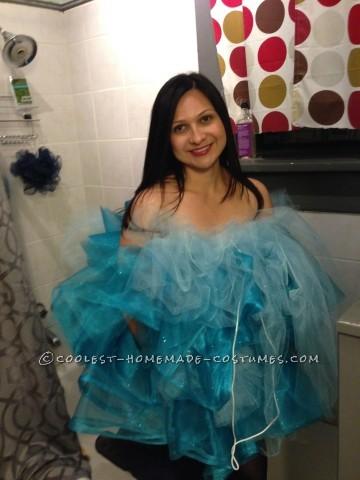 Sexy Loofah Costume!