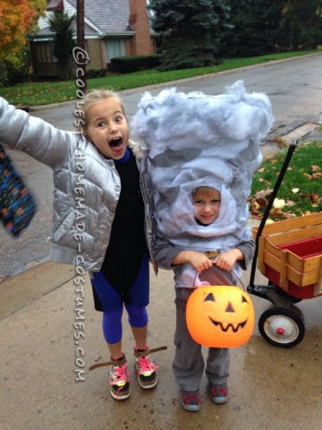 Sharknado Costume Preschool Style